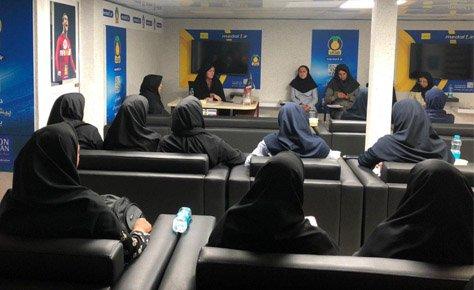 جلسه نواب روسای بانوان استان تهران برگزار شد