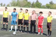 لیگ کشوری: پیکان - تراکتور ( عکاس: مجتبی قادری )