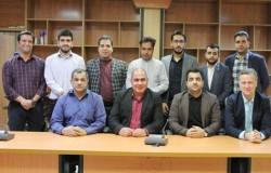 جلسه مدیران روابط عمومی هیات های فوتبال لیگ برتر برگزار شد