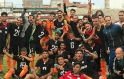 تبریک هیات فوتبال بابت صعود میلادمهر به لیگ دسته دوم کشور